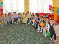 В детском саду «Светлячок» открылась новая группа