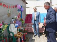 Сакчанка Феодосия Емельянова отметила 100-летний юбилей, 19 мая 2016