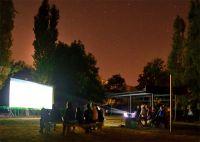 Летний кинотеатр в Саках, 30 июня 2016