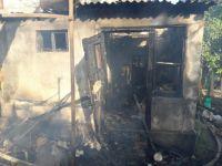 Пожар на улице Тимирязева