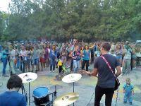 Крымский фестиваль красок в Саках