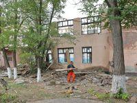 Реконструкция инфекционного отделения Сакской больницы