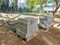 В Саках установят 11 спортплощадок