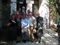 Встреча поэтов в Сакской библиотеке
