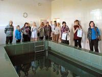 Врачи с Северо-Запада России посетили военный санаторий, 27 октября 2016
