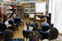 Праздник детской книги в городской библиотеке