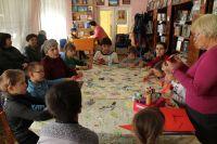 Мастер-класс в Городской библиотеке, 30 октября 2016