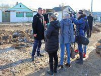 Сроки окончания реконструкции Симферопольской улицы