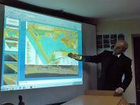 В Саках обсудили проект набережной