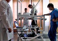 В санатории им.Бурденко установлен Локомат, 8 декабря 2016