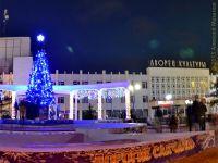 Новогодние праздники в Саках, 13 декабря 2016
