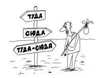 В Саках установят новые туристические знаки