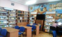Читальный зал городской библиотеки преобразился