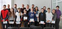 Десять юных сакских спортсменов получили стипендии