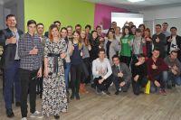 В Саках открылся молодежный клуб «Инициатива»