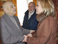 Палладию Самборжицкому исполнилось 95 лет, 22 февраля 2017
