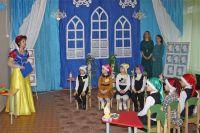 В детском саду «Солнышко» прошел конкурс эрудитов «Знайка»