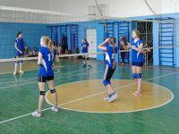 В Саках прошел турнир по волейболу, 6 марта 2017