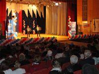 Празднование воссоединения Крыма с Россией в Саках