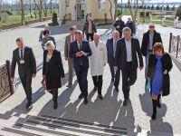 Выездное заседание Совета министров Крыма в Саках