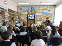 Открытие недели детской книги в Городской библиотеке им. Н. В. Гоголя