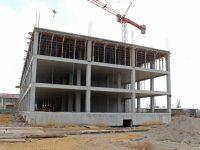 На Санаторной идет строительство жилого комплекса