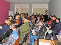 В Саках открылся патриотический клуб
