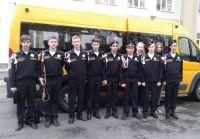 Сакские школьники приняли участие в военно-спортивной игре
