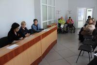 Обсуждение концепции развития города Саки продолжилось