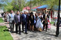 Курортный сезон 2017 в Саках открыт