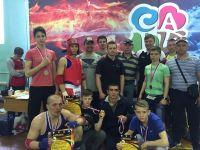 В Саках прошел турнир по тайскому боксу