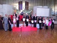 Юные сакские танцоры выступили на Крымском Балу
