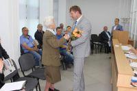 Марии Бондаренко присвоено звание Почетного гражданина города Саки, 26 мая 2017