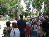 Пушкинский праздник в Саках