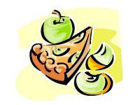 Яблочный пирог к Дню города Саки