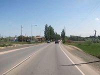 Трассу Симферополь - Евпатория отремонтируют к октябрю