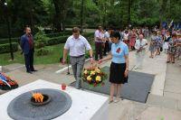 День памяти 22 июня в Саках