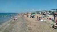 Санитарное состояние и доступность сакских пляжей