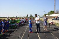 На стадионе «Авангард» состоялся турнир по футболу