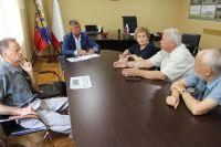 Глава администрации Андрей Ивкин дал интервью