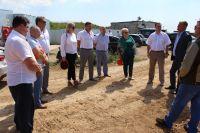 Депутаты Госсовета Крыма посетили сакские стройки