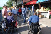 Доступность Красноармейской улицы после ремонта