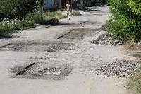 Начат текущий ремонт улицы Трудовая, 1 августа 2017