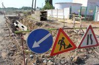 Реконструкция Чокракской дамбы продолжается