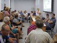 В Саках обсудили геплан города