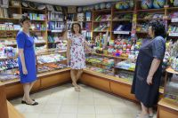 Рейд сакской администрации по магазинам канцтоваров