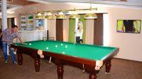 В санатории «Сакрополь» открылся бильярдный зал