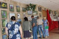 В Сакском РДК открылась фотовыставка