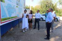 Саки посетил министр курортов и туризма Крыма
