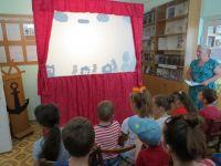 ТЕАТР ТЕНЕЙ И МАСТЕР-КЛАСС В ГОРОДСКОЙ БИБЛИОТЕКЕ, 16 сентября 2017